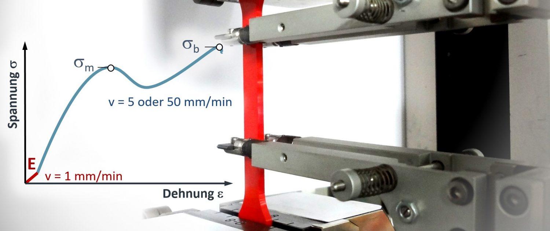 Mechanische Kunststoffprüfung